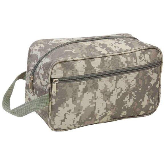Extreme Pak™ Digital Camo Water-Repellent Waist Bag